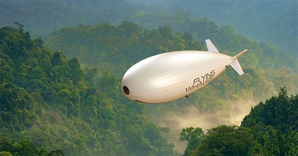 Khí cầu mới của Pháp có khả năng nhận và thả hàng mà không cần hạ cánh