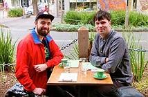 """Cà phê """"chém gió"""" với hơn 1.000 bạn bè Facebook"""