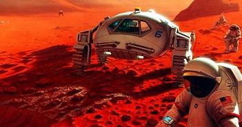 NASA tham vọng đưa người lên sao Hỏa