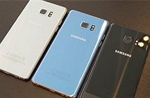 Samsung thông báo tạm ngừng sản xuất Note 7