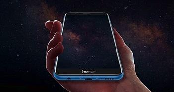 Huawei trình làng Honor 7X: cấu hình ngang ngửa Nova 2i, giá từ 200 USD