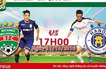 17h chiều nay, xem trực tiếp bán kết lượt về Cúp Quốc gia trên Bóng đá TV