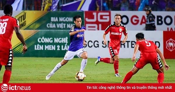 Hướng dẫn xem lượt về bán kết Cúp Quốc gia 2018, Bình Dương vs Hà Nội, trên mạng