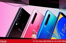 Samsung ra mắt Galaxy A9, điện thoại 4 camera đầu tiên trên thế giới
