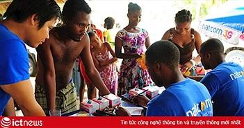 Sau 7 năm tham gia thị trường, Natcom của Viettel chiếm 35% thị phần viễn thông Haiti