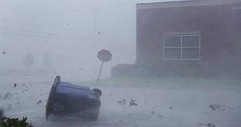 Miền nam nước Mỹ hứng bão mạnh nhất thế kỷ