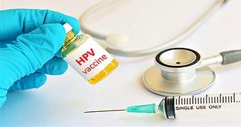 Mỹ mở rộng phạm vi sử dụng vắc xin ngừa ung thư và các bệnh liên quan đến HPV