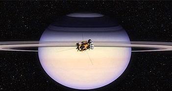Phát hiện thấy mưa đá từ vành đai sao Thổ