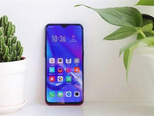 Oppo K1 ra mắt: vân tay dưới màn hình, Snapdragon 660, giá từ 230 USD