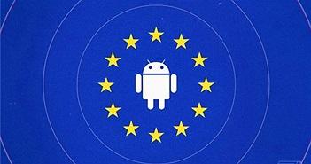 Google kháng nghị mức phạt kỷ lục 5 tỷ USD của EU