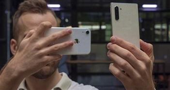 Đọ sức camera Galaxy Note10 và iPhone XS