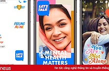 Facebook ra mắt bộ nhãn dán Cùng sẻ chia nhân Ngày sức khỏe tâm thần thế giới