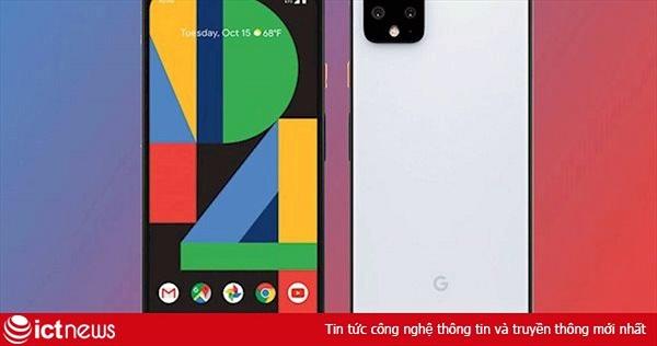 Google Pixel 4 sẽ có phiên bản 5G, ra mắt cùng đồng hồ Pixel Watch?