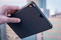 Trên tay bàn phím biến iPad mini thành laptop