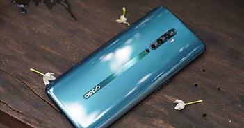 Mở hộp Oppo Reno 2F, phiên bản giá rẻ hơn của Reno 2, camera thò thụt