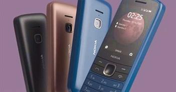 Nokia 215 4G và 225 4G ra mắt: Giá dưới 1 triệu đồng