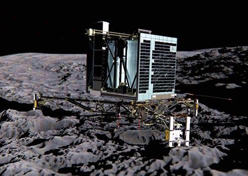 10 con số đáng nhớ của sứ mệnh tàu vũ trụ Rosetta