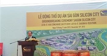 """Năm 2016 TP.HCM sẽ có sản phẩm công nghệ cao """"made in Vietnam"""""""