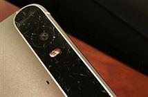 Nexus 6P bị tố dễ vỡ mặt kính bảo vệ