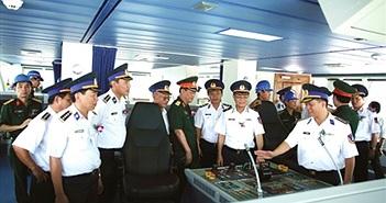 Cảnh sát biển Việt Nam được tăng cường hiện đại hóa