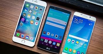 iPhone 7 sẽ không dùng màn hình Amoled như smartphone Samsung