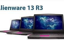 Cấu hình chi tiết Alienware 13 R3, giá từ 1.200 USD