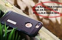 iPhone 7 xách tay vẫn được bảo hành ở Việt Nam, trừ một số model dưới đây