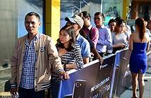 Tưng bừng ngày mở bán iPhone 7 tại Viễn Thông A