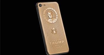 iPhone 7 phiên bản Donald Trump giá hơn 3.000 USD
