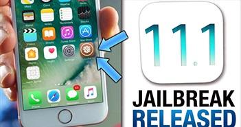 Đến lượt iOS 11.1.1 bị jailbreak: tin vui cho cộng đồng iPhone Lock