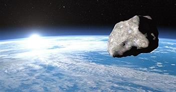 Tiểu hành tinh vận tốc hơn 23.000 km/h sắp sượt qua Trái Đất
