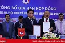 Giải mật chuyện Vingroup trả lương cho HLV Park Hang Seo