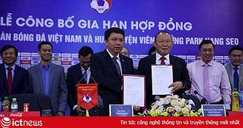 """""""Giải mật"""" chuyện Vingroup trả lương cho HLV Park Hang Seo"""