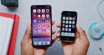 iPhone 11 Pro và iPhone đời đầu khác nhau như thế nào?