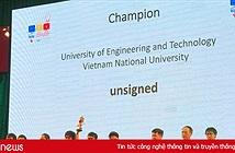 Sinh viên Công nghệ Hà Nội vô địch thi lập trình quốc tế ACM/ICPC tại TP.HCM