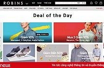 Sự kiện giảm giá Online Fever tiếp tục được Robins tổ chức