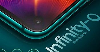 """Galaxy A8s ra mắt với thiết kế """"nối ruồi"""" chứa camera selfie 24 MP"""