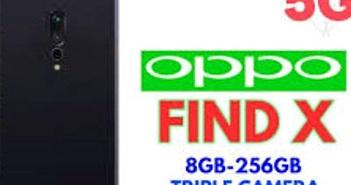 OPPO FIND X kết nối thành công mạng 5G