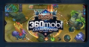 Realme đồng hành cùng giải đấu Mobile Legends: Bang Bang VNG và Đại hội 360mobi