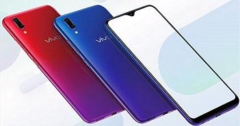 Vivo Y93s ra mắt: màn hình giọt nước, mở khoá khuôn mặt, giá 245 USD