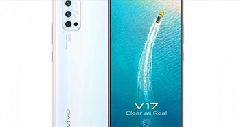 """Vivo V17 giá hơn 7 triệu đồng, camera hình chữ """"L"""""""