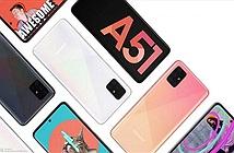 Thông số cấu hình của Galaxy A51 trước thềm ra mắt