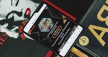 Khui hộp Galaxy Fold: tuyệt tác màn hình gập giá 50 triệu đồng