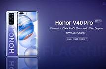 Honor V40 dùng 4 con chip từ 4 nhà sản xuất khác nhau