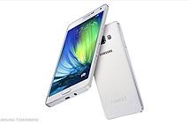 Samsung trình làng Galaxy A7, siêu mỏng, giá bán cạnh tranh
