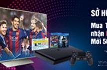 Tết sôi động hơn cùng Android TV, PS4 và quà tặng hấp dẫn từ Sony.