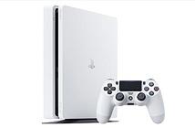 Sony ra mắt PS4 Slim màu Glacier White bán ngay trong tháng này