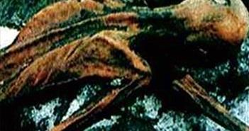 Xác ướp 5000 năm tuổi Otzi và lời nguyền bí ẩn