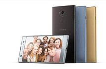 Video trên tay Sony Xperia XA2, XA2 Ultra & Xperia L2