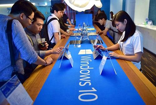 Microsoft tự hào bảo mật trên Windows 10 là 'nâng cấp xứng đáng'